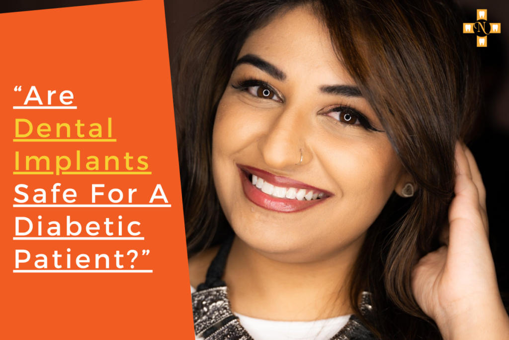 Smiley Girl | Are Dental Implants Safe for a Diabetic Patient?